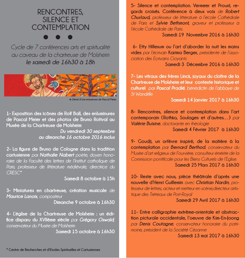 Programme contes et rencontres nyons 2016